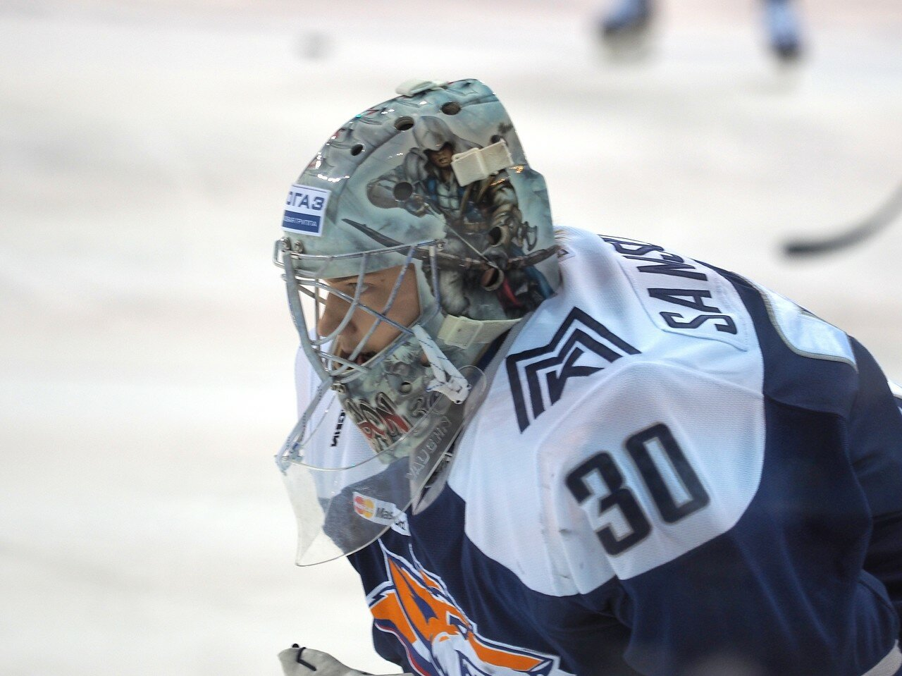 33Восток 1/2 плей-офф Металлург - Сибирь 08.03.2016