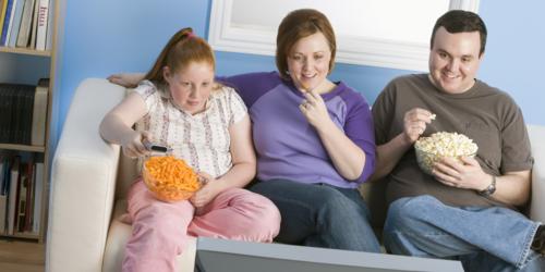 Ученые: ожирение-это вирус, которым может заразиться каждый