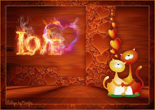 День Влюблённых (открытки)