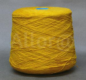 Loro Piana CASHPIMA/VELVET (синель) густой теплый желтый