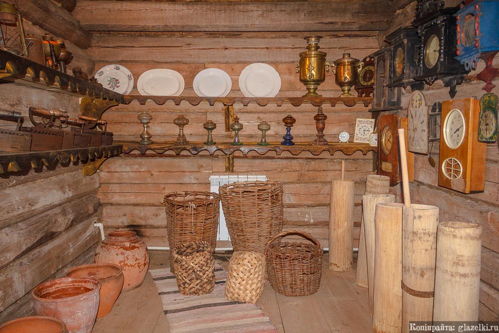 Атнинский музей.