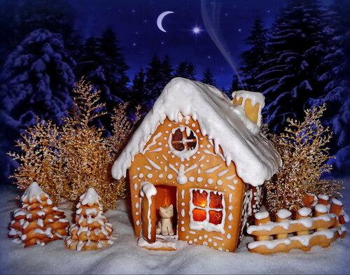 Ты вернёшься в ночь на Рождество...