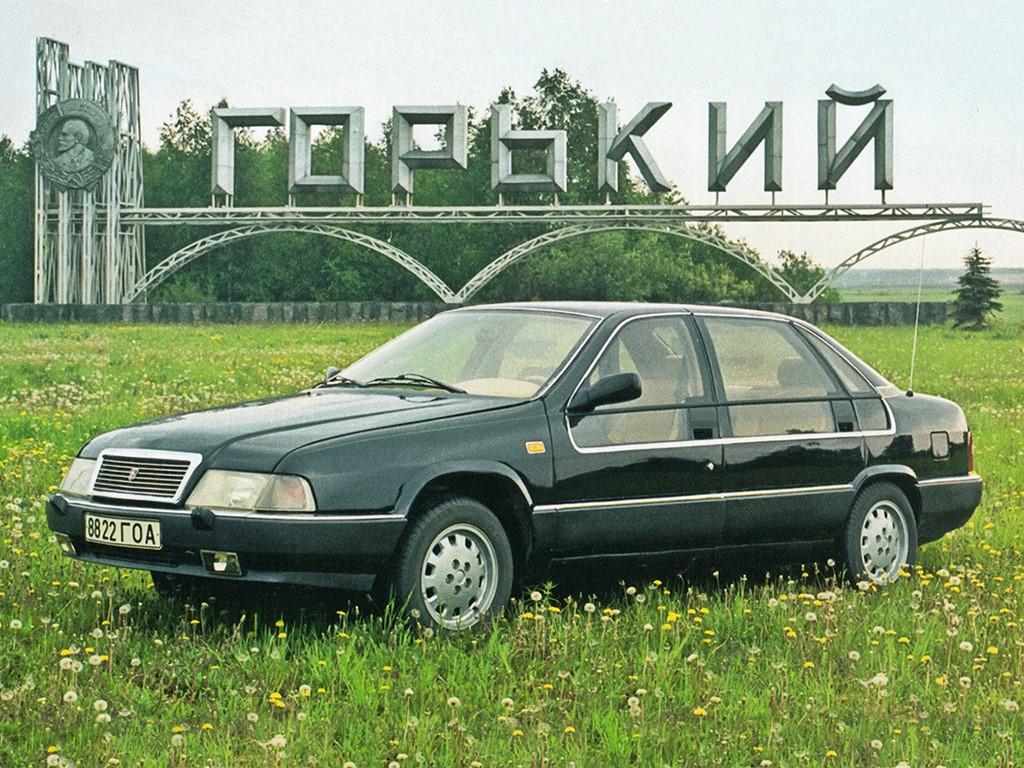 ГАЗ-3105 «Волга»