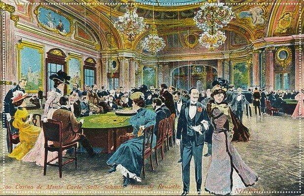 Азартные игры в истории Франции. Казино в руках политики, политика в руках казино