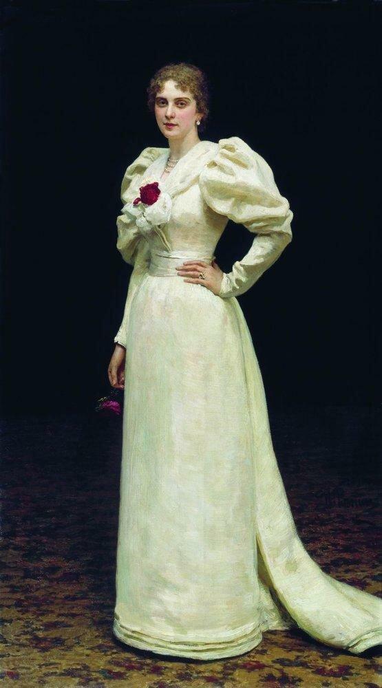 Портрет Л.П.Штейнгель. 1895.jpg