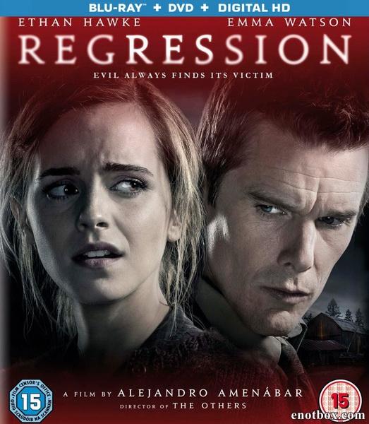 Затмение / Regression (2015/BDRip/HDRip)