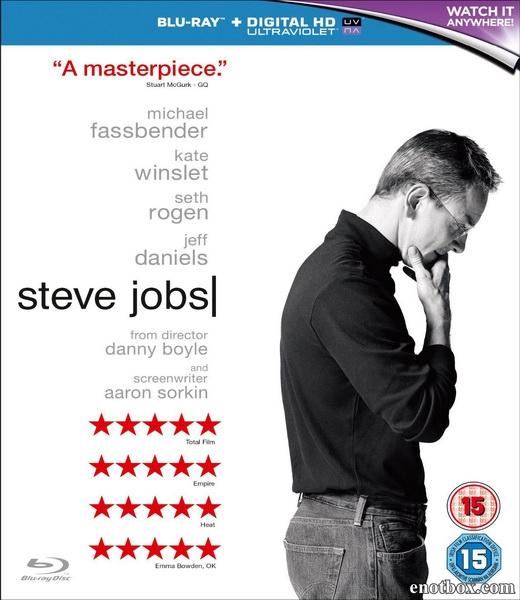 Стив Джобс / Steve Jobs (2015/BDRip/HDRip)