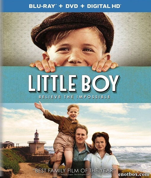 Малыш / Little Boy (2015/BDRip/HDRip)