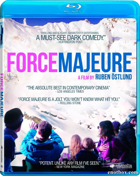 Форс-Мажор / Force-Majeure / Turist (2014/BDRip/HDRip)