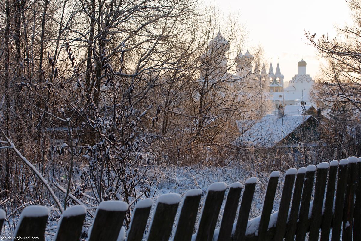 фото, фотография, Тихвин, зима, рождество