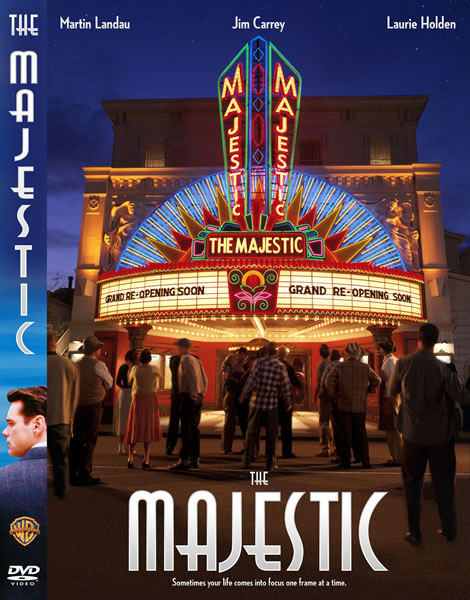 Мажестик / The Majestic (2001/BDRip/HDRip) + AVC