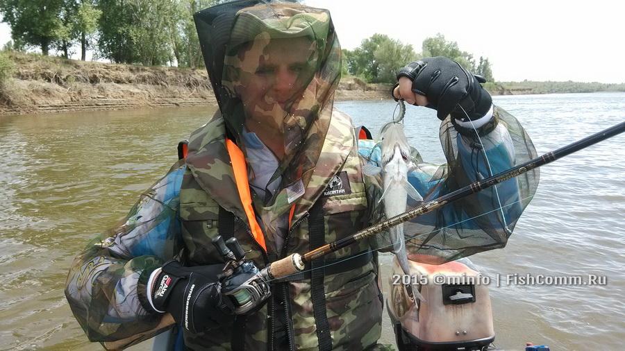 Косадака Мустанг Кастинг. Почему он должен быть «обычным»? (c) minfo, FishComm.Ru