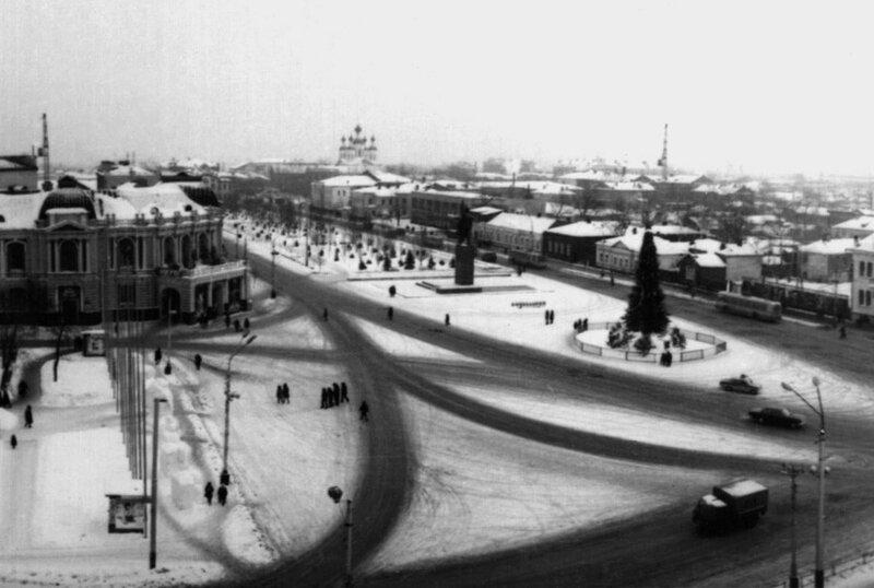 В.Г. Шпильчин. Фото 1975 года