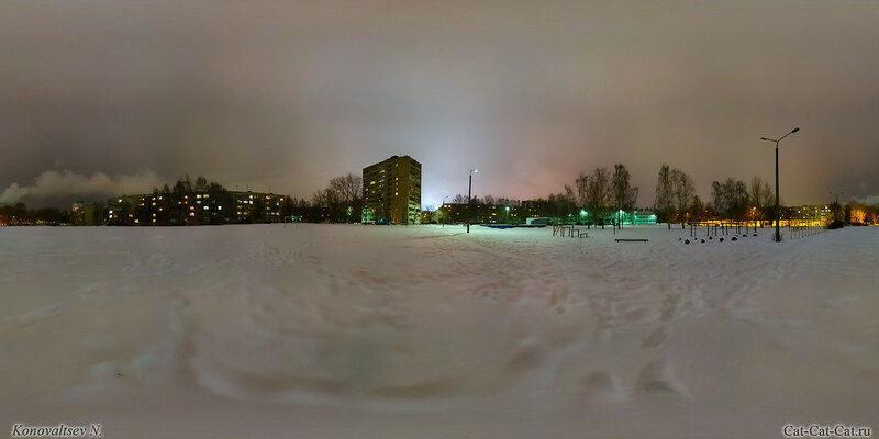Ульяновск зимой