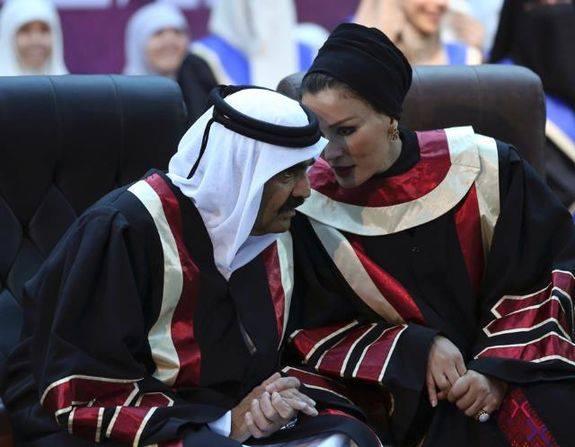И не только в Катаре - Моза вошла в список 100 самых могущественных женщин мира по версии журнал