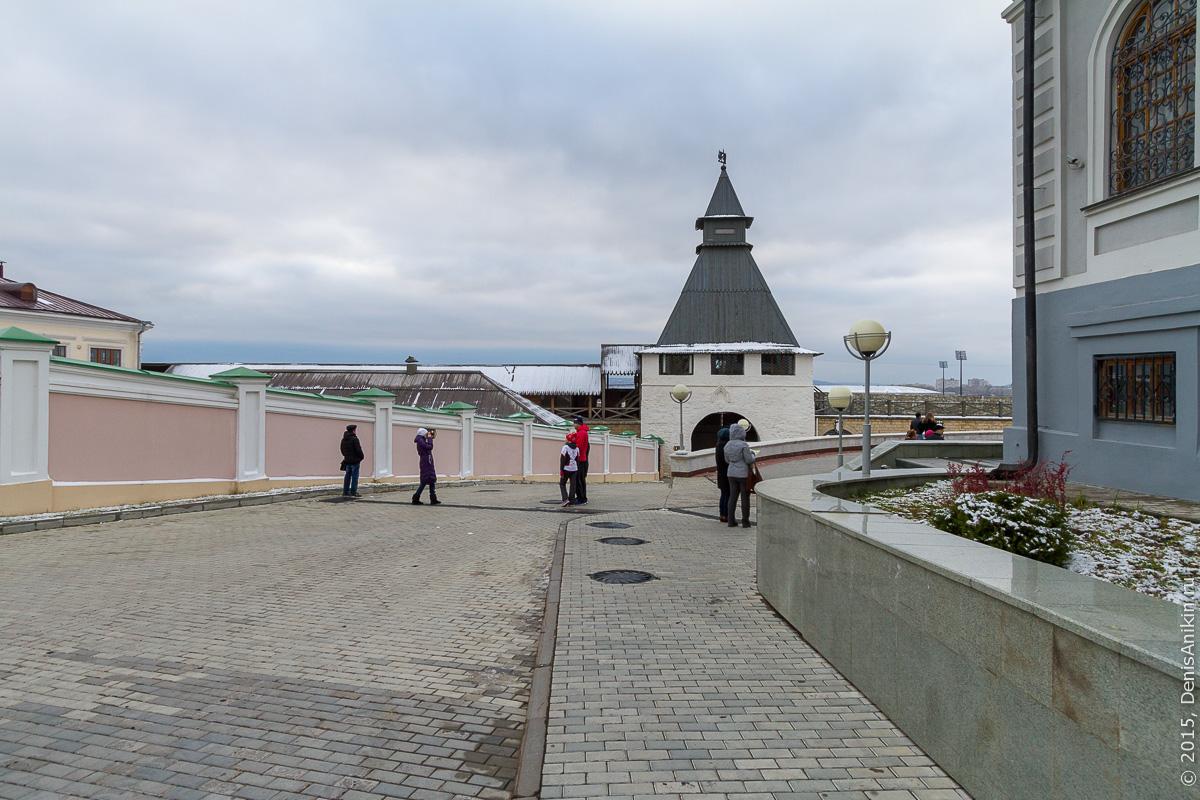 Казанский кремль 9