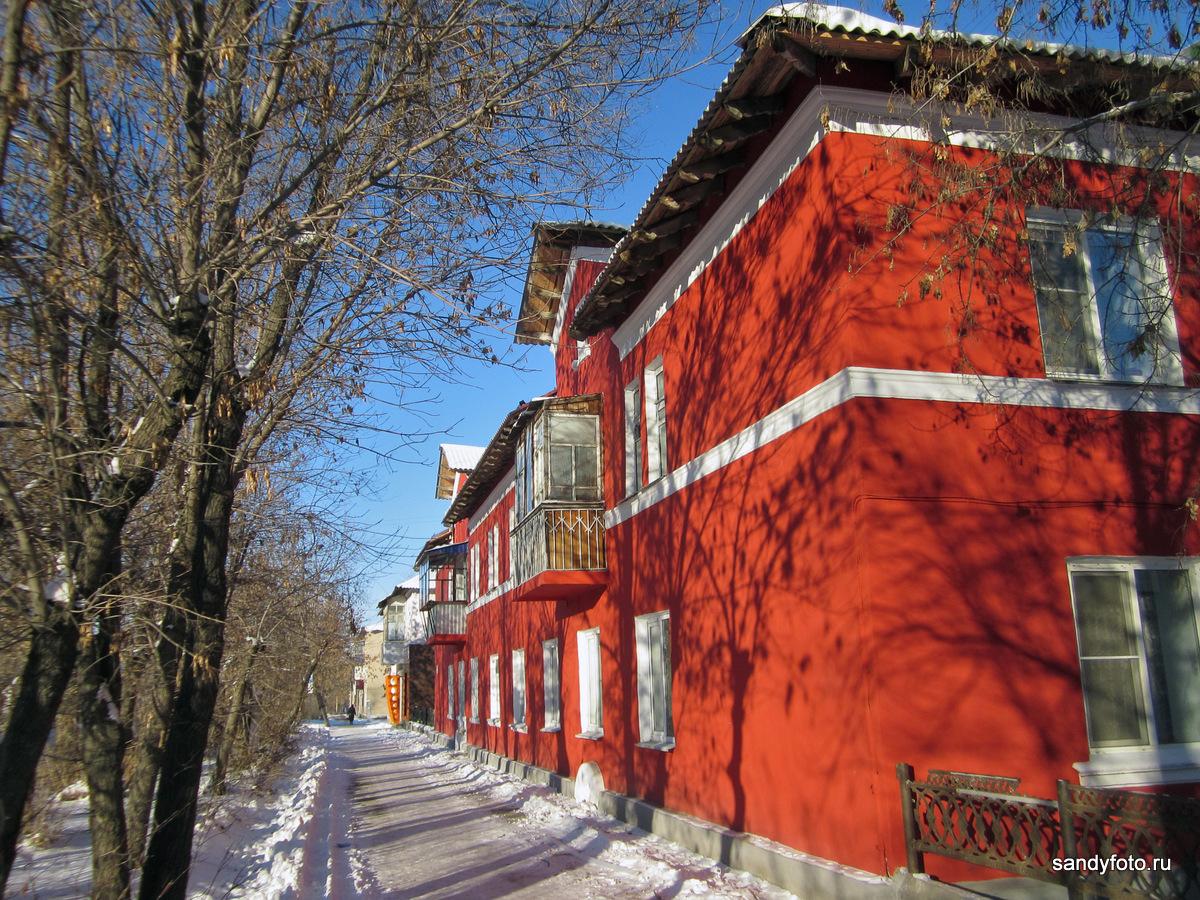 Дом по улице Климова