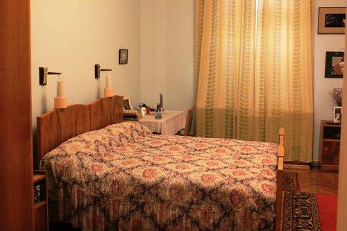 Спальня писателя