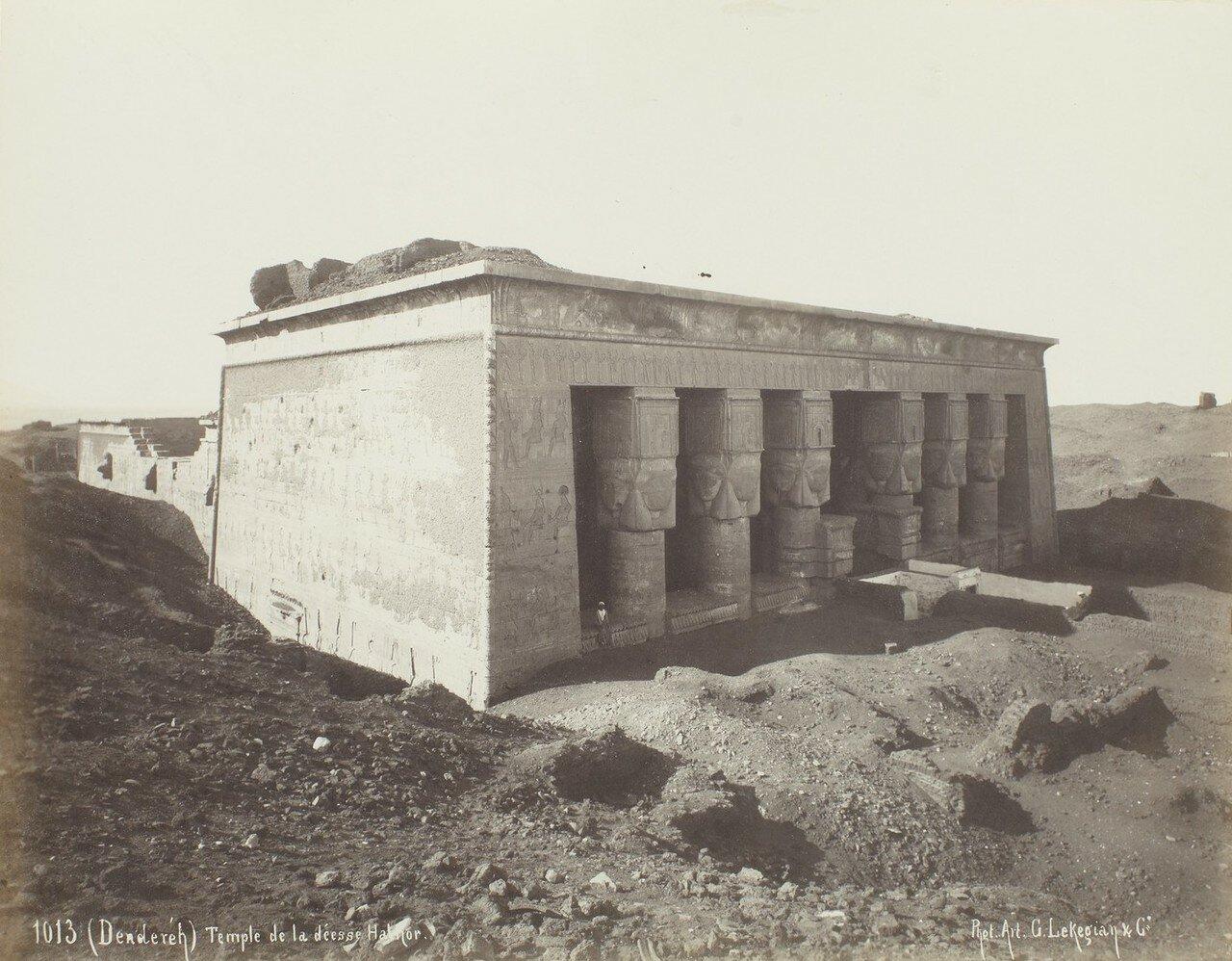 1890. Фасад храма
