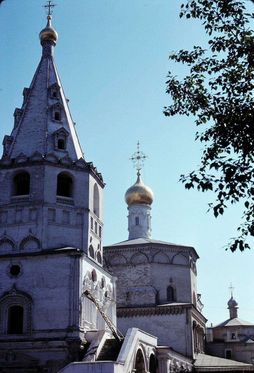 Иркутск. Богоявленский собор