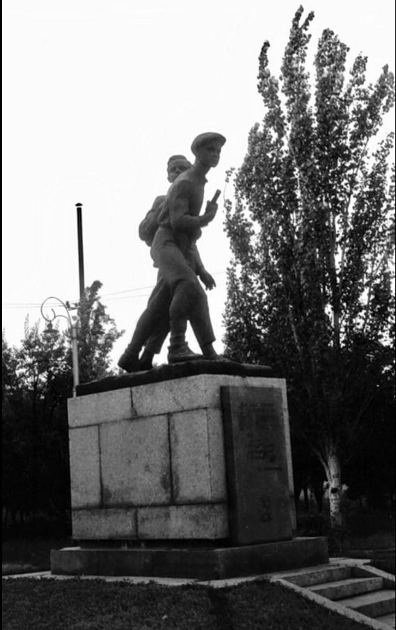 42. Николаев. Прогулки по городу