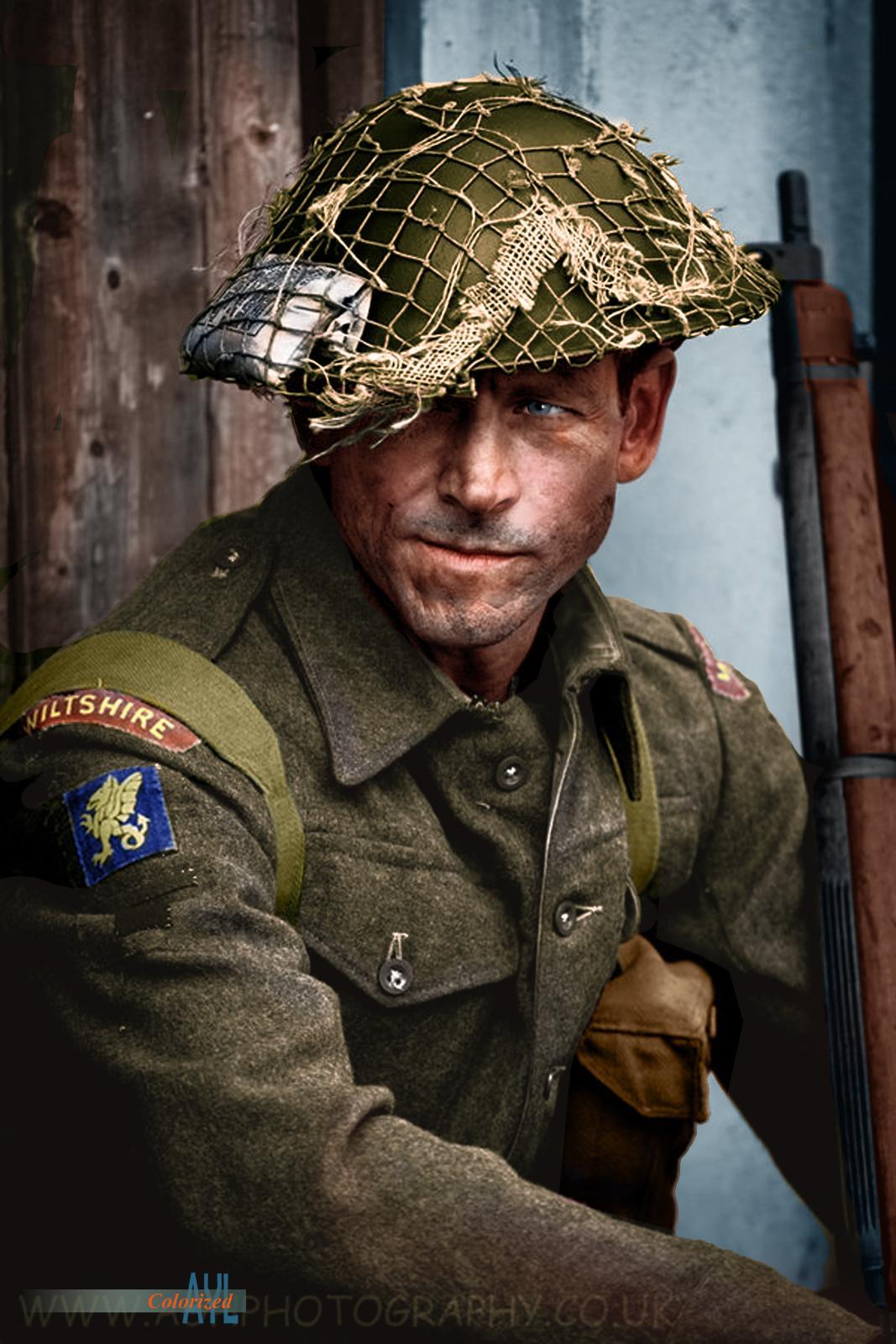 Армия Британского содружества.  ВМВ.  ( 30 фото )