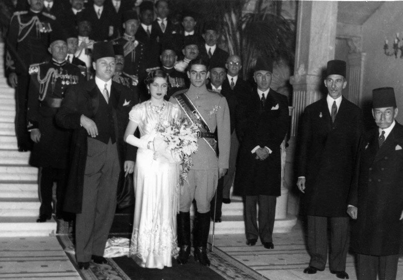 Egypt-Farouk Shah Wedding.jpg