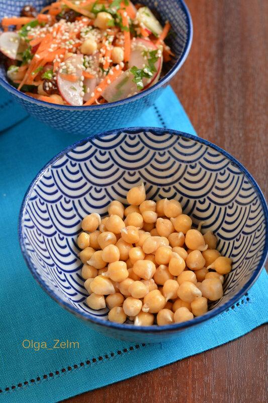 Мавританский салат