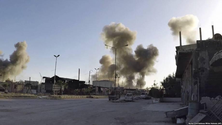В Сирии назвали новые данные о числе жертв химических атак в Восточной Гуте
