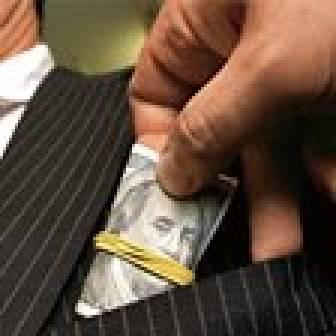 Вкрай знахабнілі від безкарності корупціонери пропонують протягнути закон, згідно з