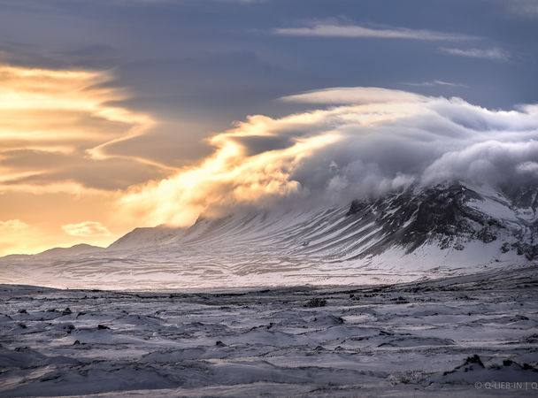 Каменная волна горного океана