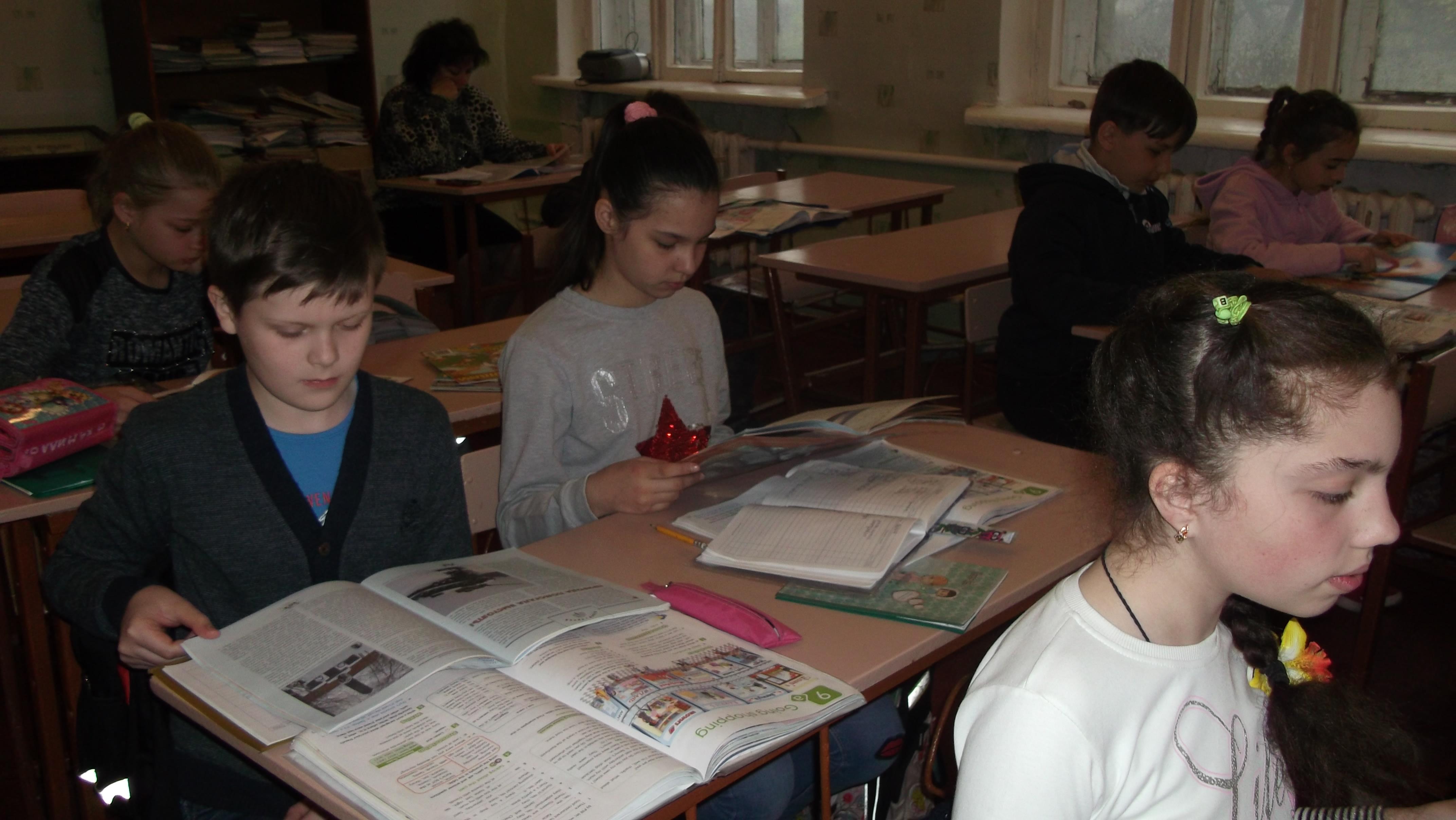 детям о чтении, донецкая республиканская библиотека для детей, отдел внестационарного обслуживания