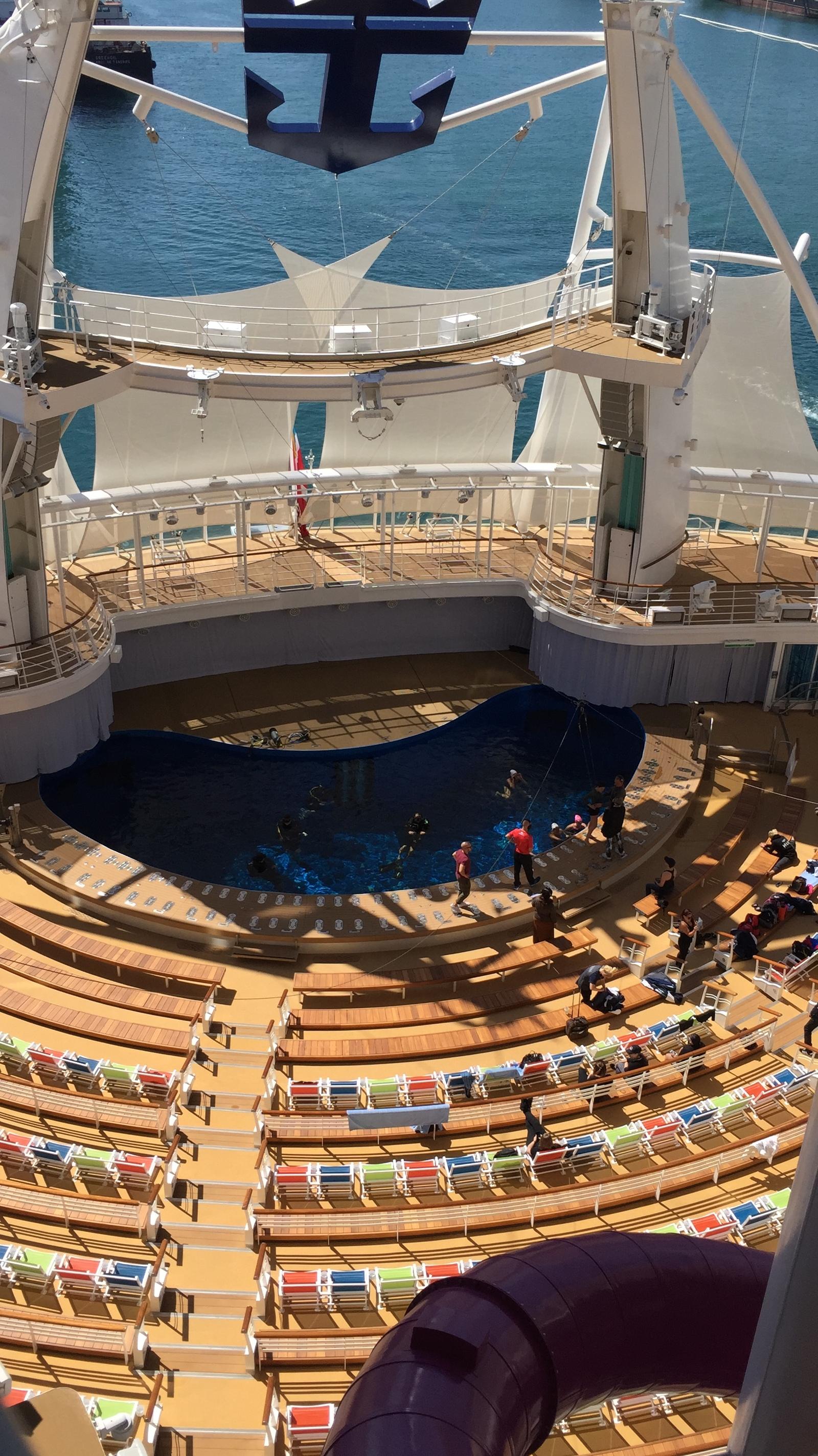 Как я отдохнул на самом большом лайнере в мире