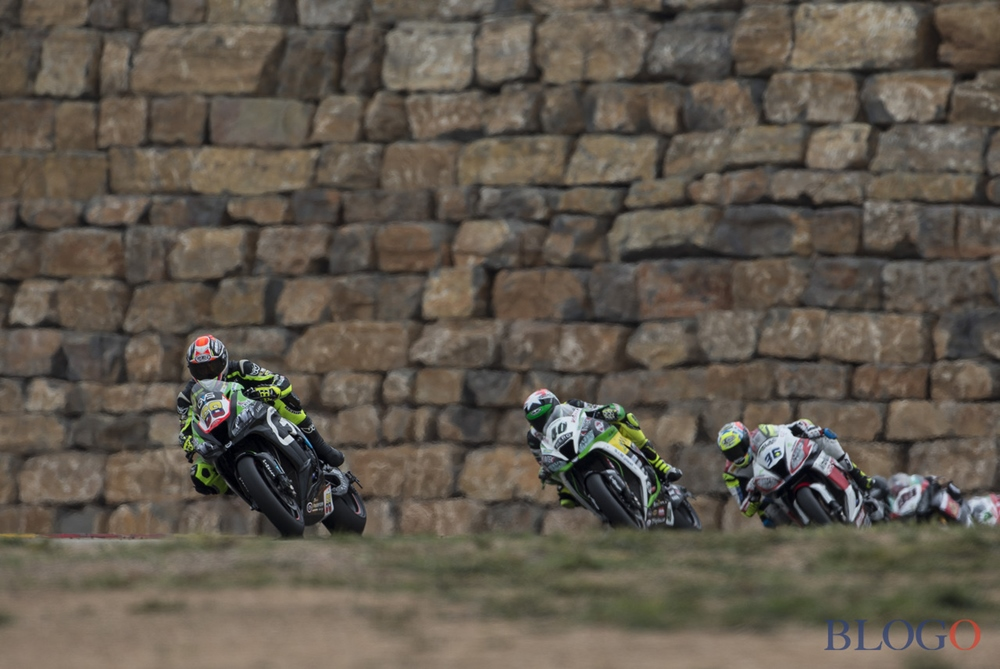 Фотографии 3-го этапа WSBK 2018 в Арагоне
