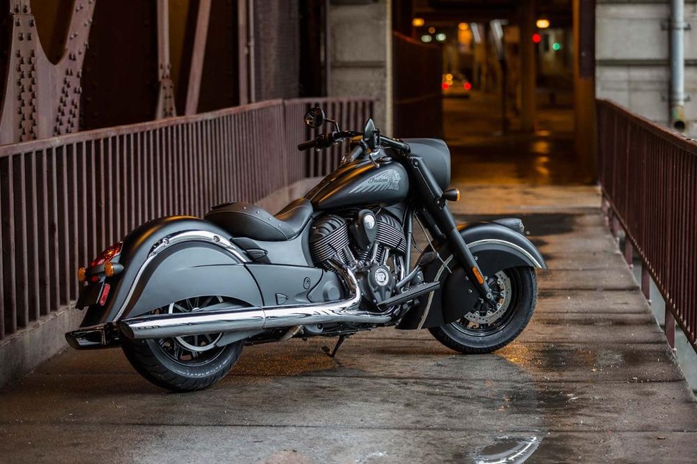 Компания Indian отзывает 3 341 мотоциклов 2016-2017 г/в