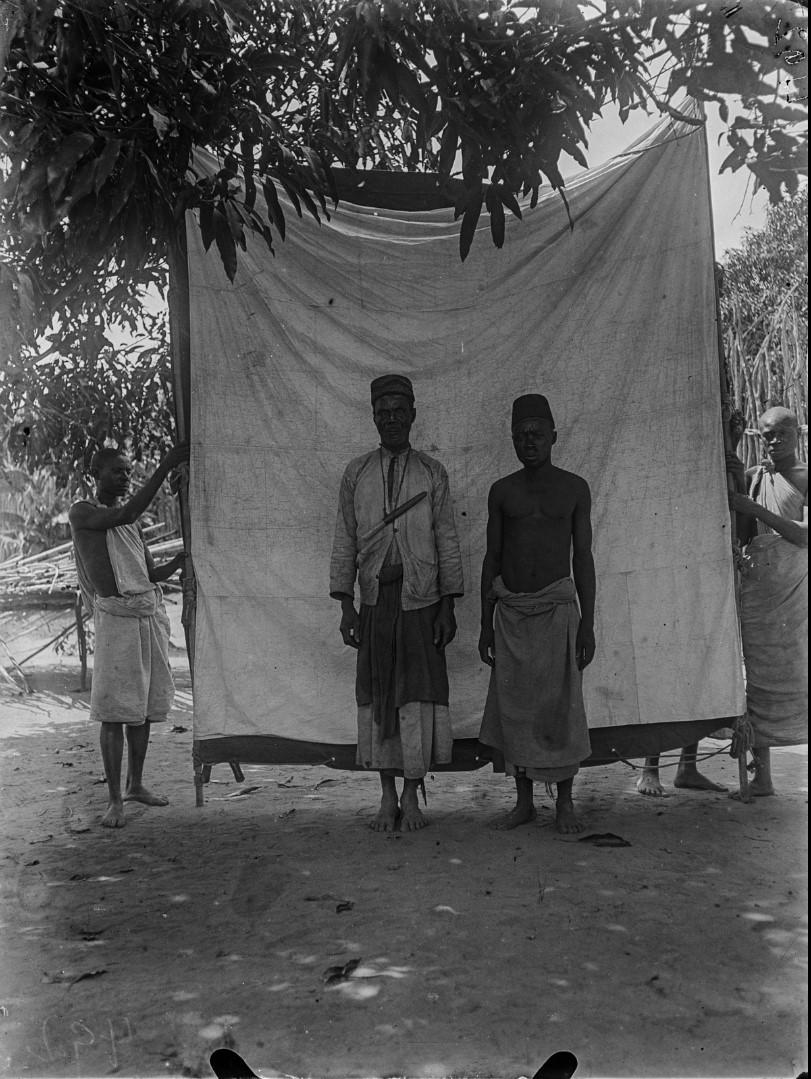 54. Антропометрический образ местного начальника и его брата