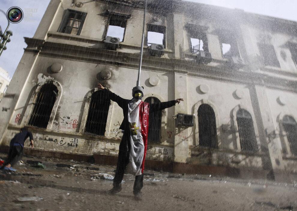 EGYPT-PROTEST