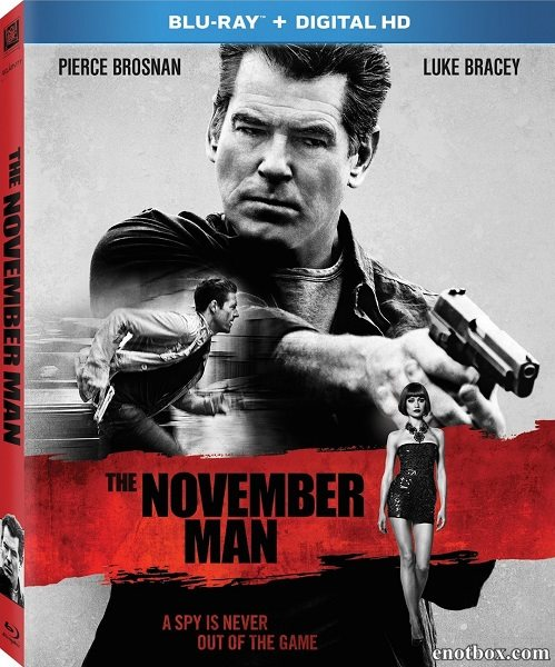 Человек ноября / The November Man (2014/BDRip/HDRip)