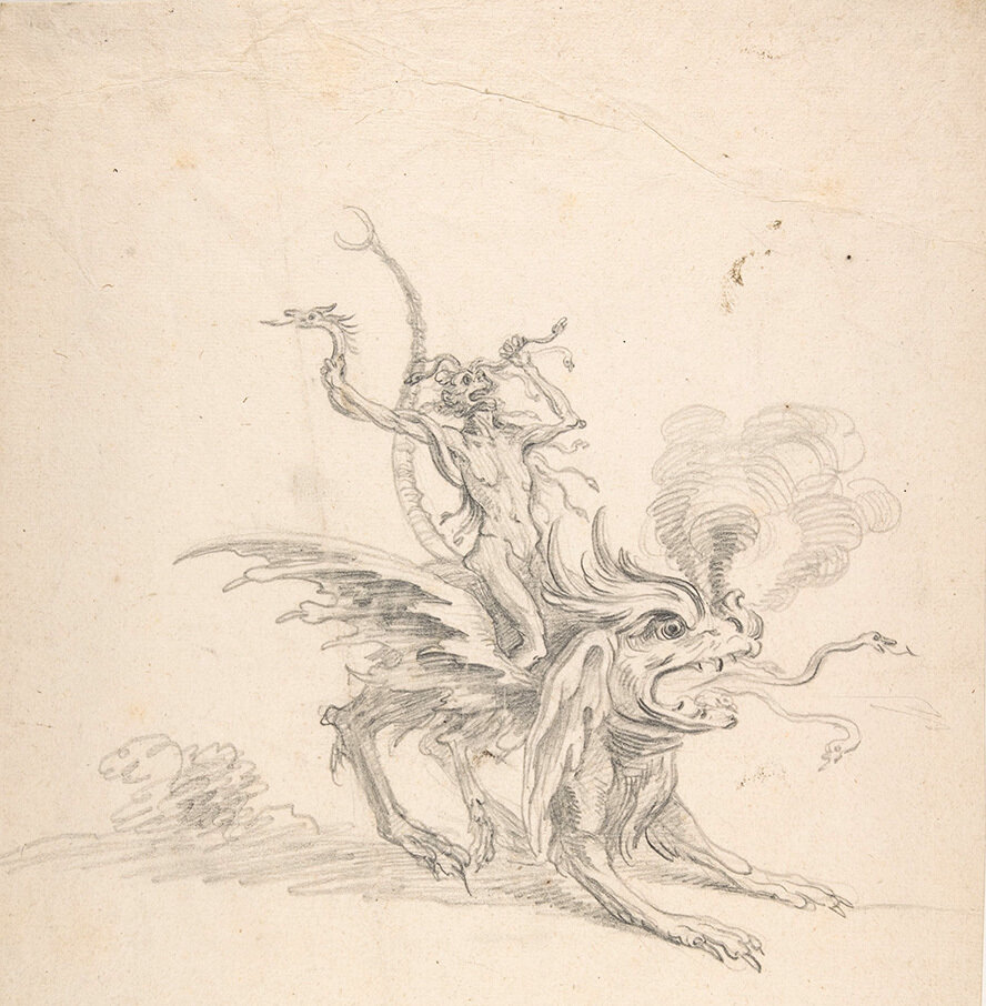 Cornelis Saftleven, Monster brains1280.jpg