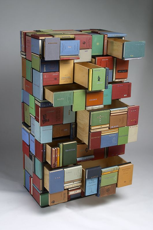 Patrick Hall Stack, 2005, Chest of drawers.Collection Museum of Old and New Art (MONA) Hobart.jpg