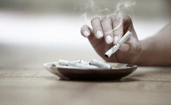 Сигареты не успокаивают нервы