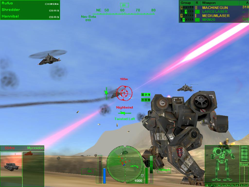 Mechwarrior 4 Mercenaries Hd Patch