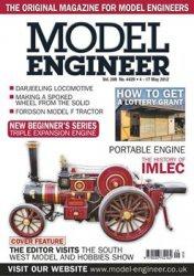 Журнал Model Engineer №4429