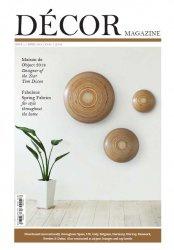 Журнал Décor Magazine - April 2014