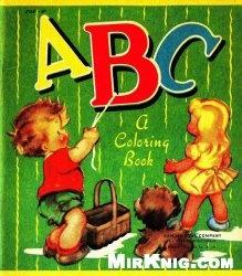 Книга ABC Coloring Book