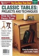 Журнал Woodworker's Journal (summer), 2012 / US
