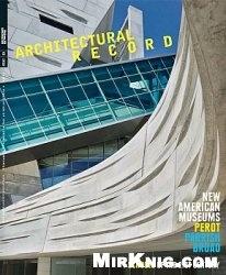 Журнал Architectural Record №1 2013
