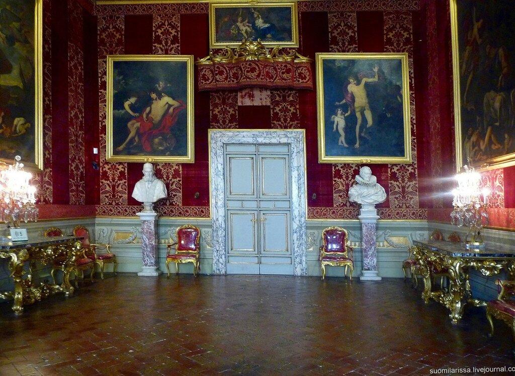 Дворец Дориа-Памфили