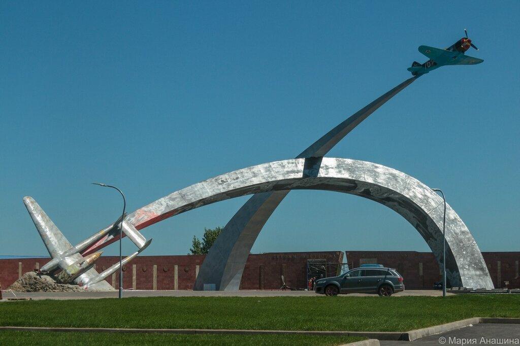 Мемориальный комплекс «Защитники неба Отечества», Тула