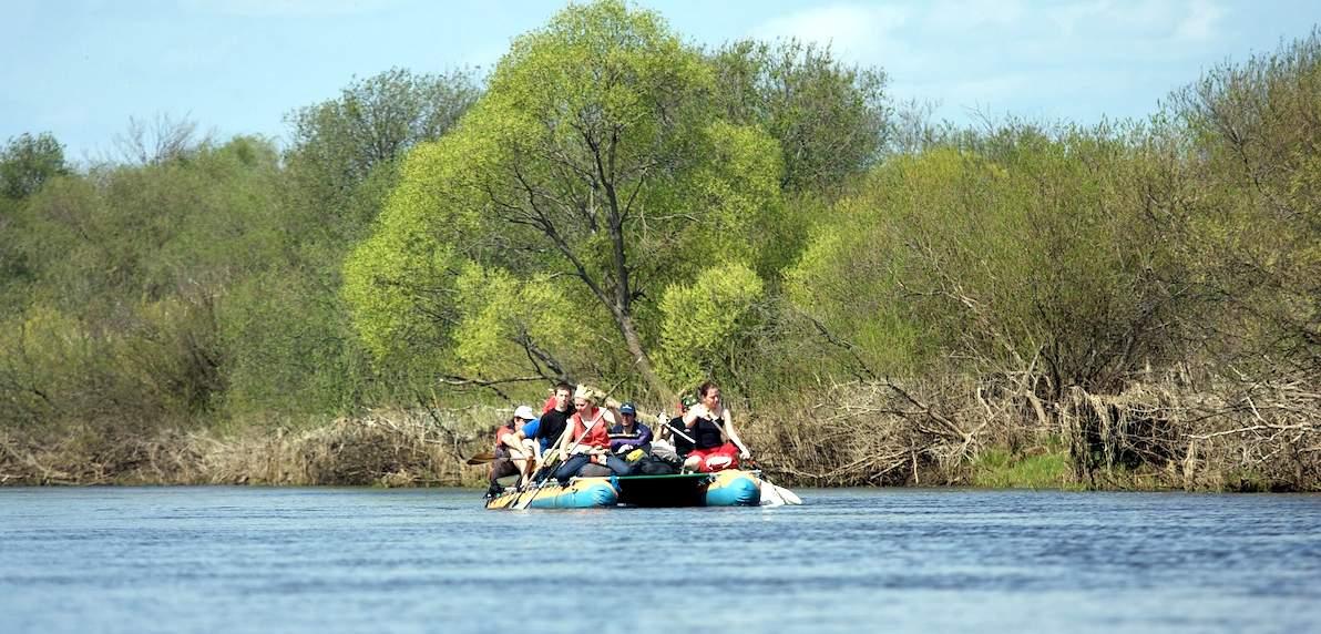 Река Дубна